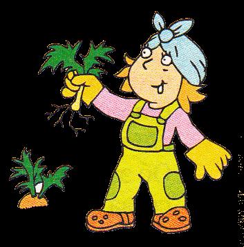 Прикольные картинки про борьбу с сорняками